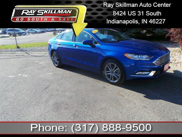 2017 Ford Fusion SE AWD SE 4dr Sedan