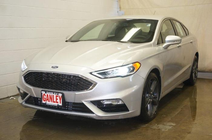 2017 ford fusion v6 sport awd v6 sport 4dr sedan for sale in barb ohio classified. Black Bedroom Furniture Sets. Home Design Ideas