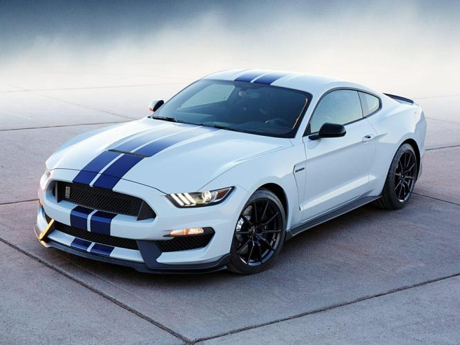 2017 Ford Mustang EcoBoost EcoBoost 2dr Fastback