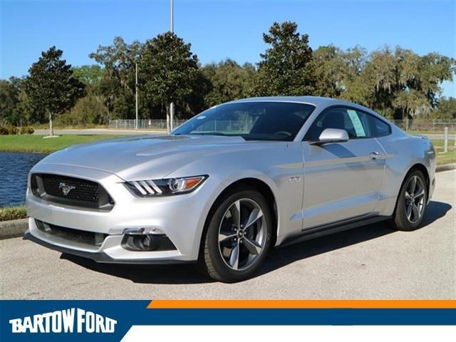 2017 Ford Mustang GT GT 2dr Fastback