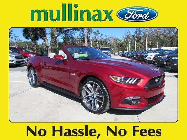 2017 ford mustang gt premium gt premium 2dr convertible for sale in new smyrna beach florida. Black Bedroom Furniture Sets. Home Design Ideas