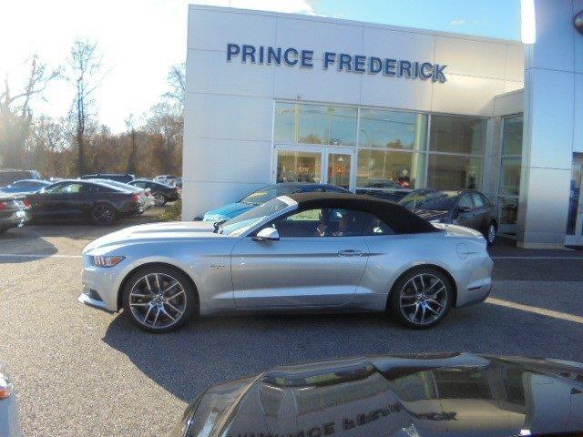 2017 Ford Mustang Gt Premium Gt Premium 2dr Convertible