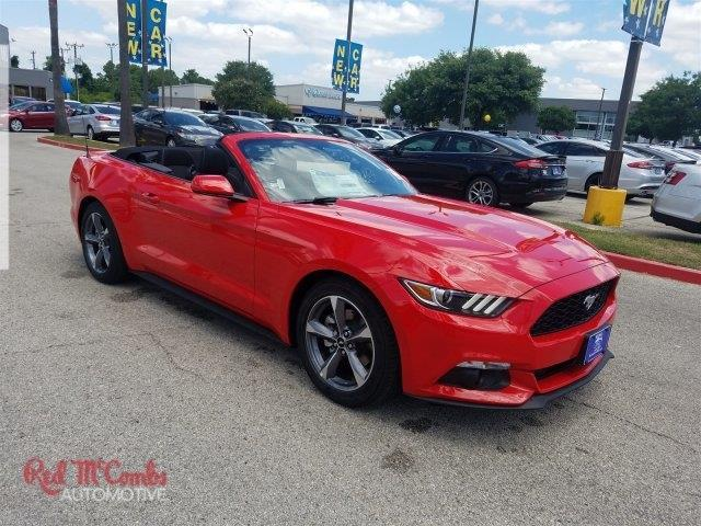 2017 ford mustang v6 v6 2dr convertible for sale in san antonio texas classified. Black Bedroom Furniture Sets. Home Design Ideas