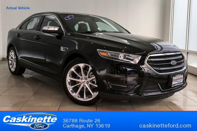 2017 Ford Taurus Limited Awd For Sale In Carthage New