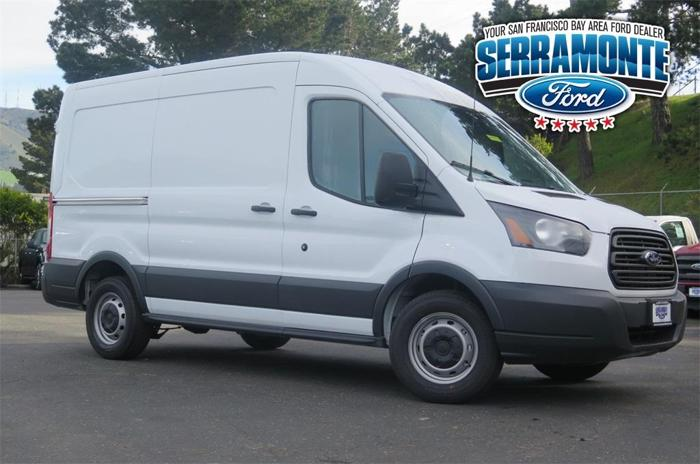 2017 Ford Transit Cargo 150 150 3dr SWB Medium Roof