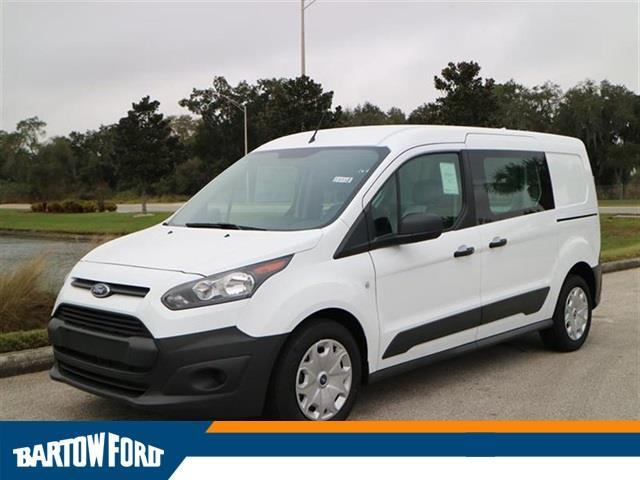 2017 Ford Transit Connect Cargo XL XL 4dr LWB Cargo