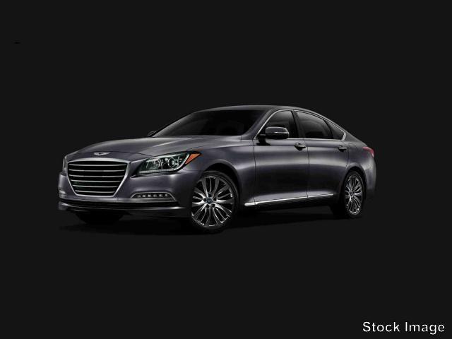 2017 Genesis G80 3.8L 3.8L 4dr Sedan