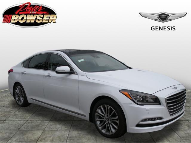 2017 Genesis G80 3.8L AWD 3.8L 4dr Sedan