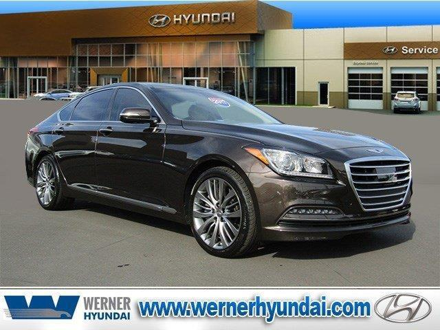 2017 Genesis G80 5.0L Ultimate 5.0L Ultimate 4dr Sedan