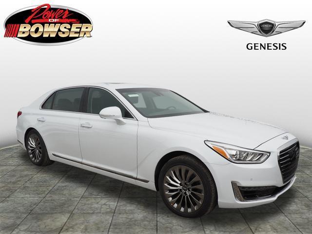 2017 Genesis G90 3.3T Premium 3.3T Premium 4dr Sedan