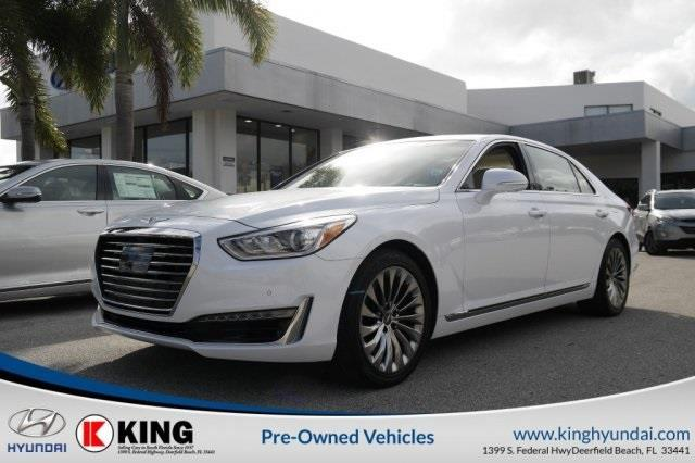 2017 Genesis G90 5.0L Ultimate 5.0L Ultimate 4dr Sedan