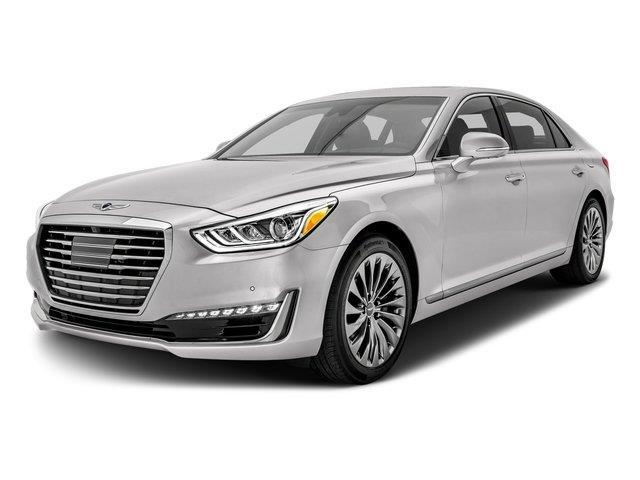 2017 Genesis G90 5 0l Ultimate Awd 5 0l Ultimate 4dr Sedan