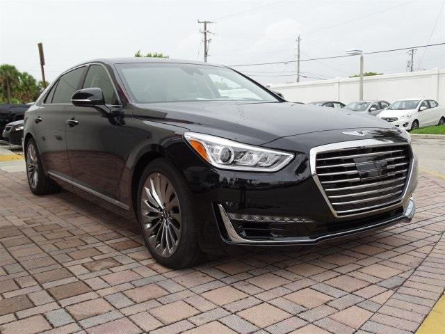 2017 Genesis G90 5.0L Ultimate AWD 5.0L Ultimate 4dr