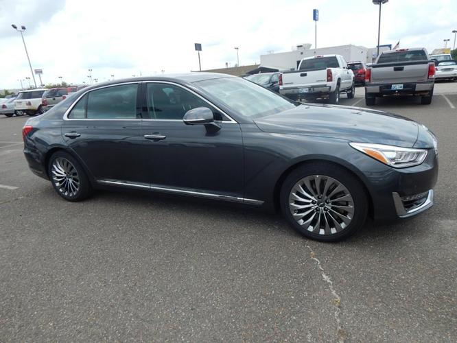 2017 genesis g90 5 0l ultimate awd 5 0l ultimate 4dr sedan for sale in norman oklahoma. Black Bedroom Furniture Sets. Home Design Ideas