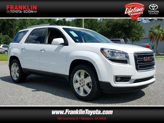 2017 gmc acadia limited base base 4dr suv for sale in statesboro georgia classified. Black Bedroom Furniture Sets. Home Design Ideas