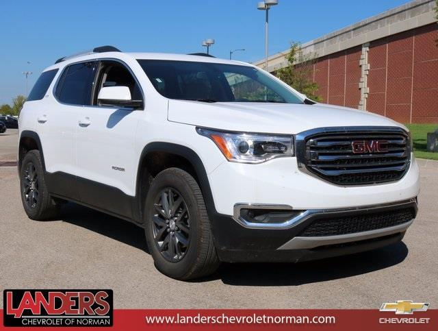 2017 gmc acadia slt 1 4x4 slt 1 4dr suv for sale in norman. Black Bedroom Furniture Sets. Home Design Ideas