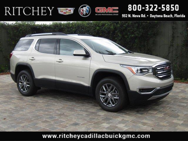 2017 gmc acadia slt 1 slt 1 4dr suv for sale in daytona. Black Bedroom Furniture Sets. Home Design Ideas