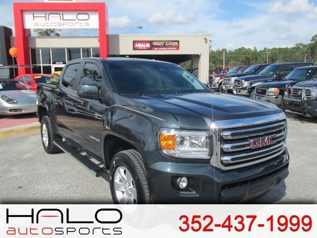 2017 GMC Canyon SLE 4x2 SLE 4dr Crew Cab 5 ft. SB
