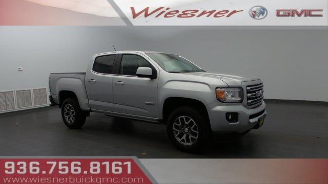 2017 GMC Canyon SLE 4x4 SLE 4dr Crew Cab 5 ft. SB