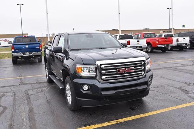 2017 gmc canyon sle 4x4 sle 4dr crew cab 5 ft sb for sale in mishawaka indiana classified. Black Bedroom Furniture Sets. Home Design Ideas