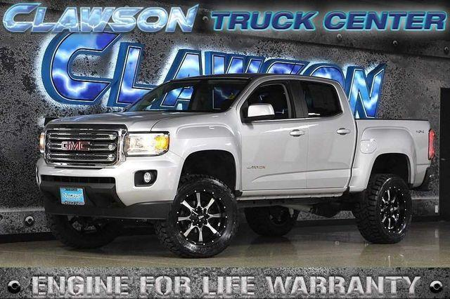 2017 gmc canyon sle 4x4 sle 4dr crew cab 5 ft sb for sale in fresno california classified. Black Bedroom Furniture Sets. Home Design Ideas