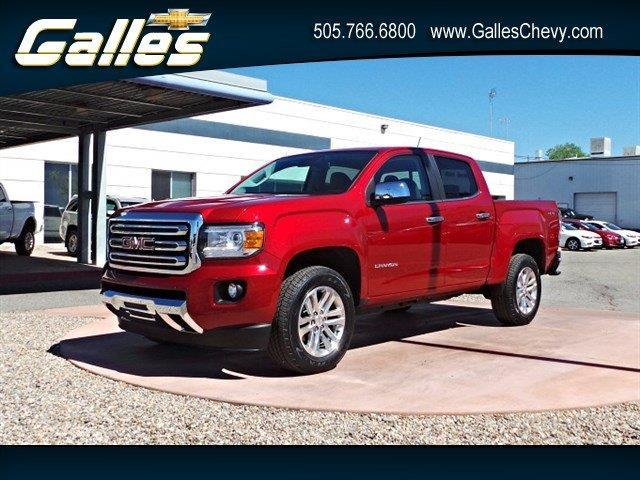 2017 gmc canyon slt 4x4 slt 4dr crew cab 5 ft sb for sale in albuquerque new mexico classified. Black Bedroom Furniture Sets. Home Design Ideas