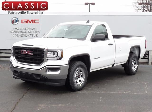 2017 gmc sierra 1500 base 4x2 base 2dr regular cab 6 5 ft sb for sale in concord ohio. Black Bedroom Furniture Sets. Home Design Ideas