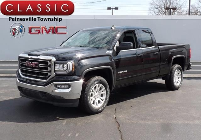 2017 gmc sierra 1500 sle 4x4 sle 4dr double cab 6 5 ft sb for sale in concord ohio classified. Black Bedroom Furniture Sets. Home Design Ideas