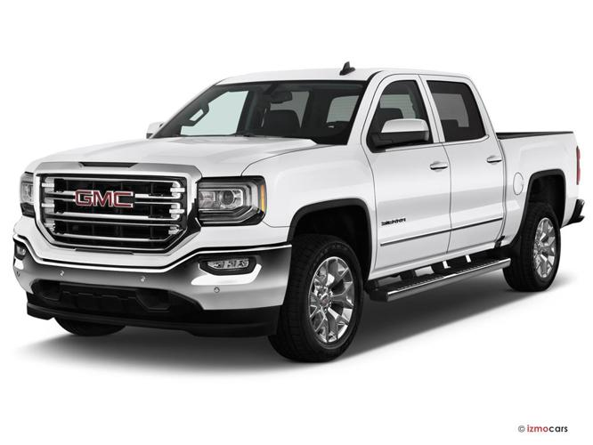 2017 Gmc Sierra 1500 Slt 4x4 Slt 4dr Crew Cab 5 8 Ft Sb For Sale In Red River Army Depot Texas