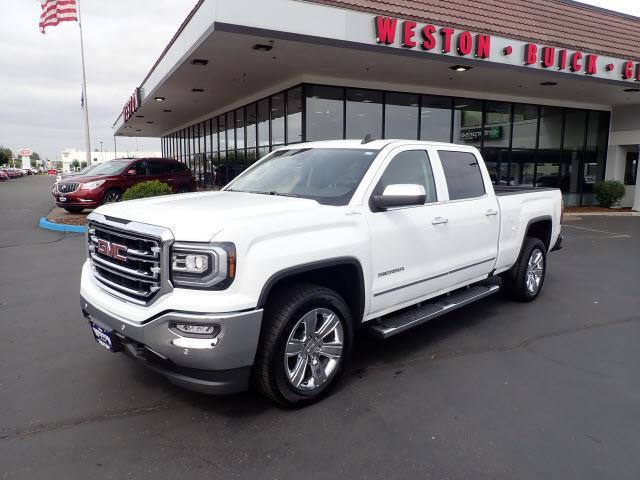 2017 gmc sierra 1500 slt 4x4 slt 4dr crew cab 5 8 ft sb for sale in gresham oregon classified. Black Bedroom Furniture Sets. Home Design Ideas