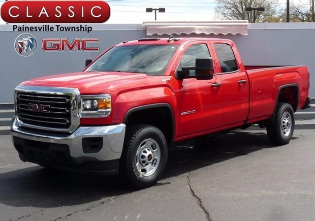 2017 gmc sierra 2500hd base 4x4 base 4dr double cab lb for sale in concord ohio classified. Black Bedroom Furniture Sets. Home Design Ideas