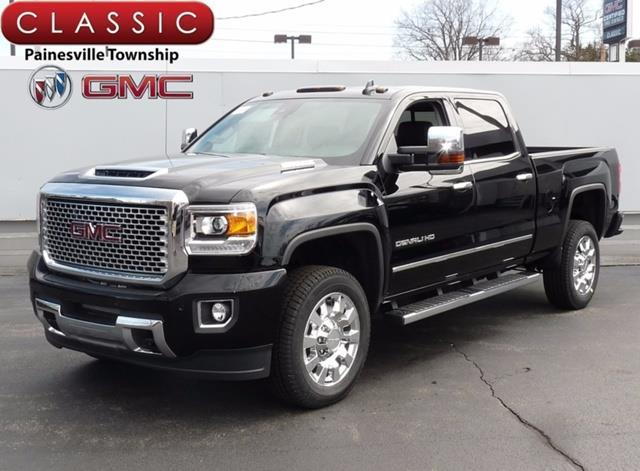2017 gmc sierra 2500hd denali 4x4 denali 4dr crew cab sb for sale in concord ohio classified. Black Bedroom Furniture Sets. Home Design Ideas