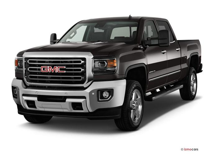 2017 GMC Sierra 2500HD SLE 4x4 SLE 4dr Crew Cab LB for ...