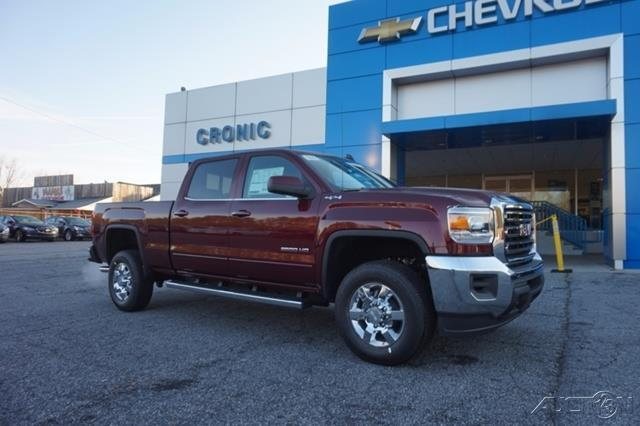 2017 gmc sierra 2500hd sle 4x4 sle 4dr crew cab lb for sale in griffin georgia classified. Black Bedroom Furniture Sets. Home Design Ideas