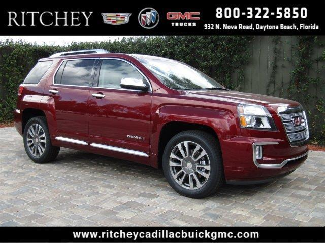 2017 gmc terrain denali denali 4dr suv for sale in daytona beach florida classified. Black Bedroom Furniture Sets. Home Design Ideas