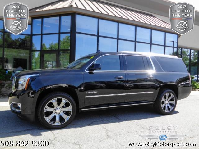 2017 gmc yukon xl denali 4x4 denali 4dr suv for sale in edgemere massachusetts classified. Black Bedroom Furniture Sets. Home Design Ideas