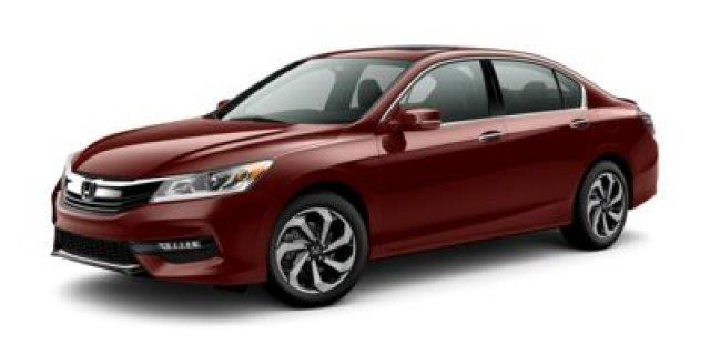2017 Honda Accord EX-L V6 EX-L V6 4dr Sedan