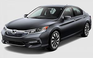 2017 Honda Accord Hybrid Base Base 4dr Sedan