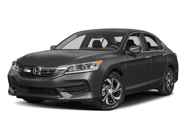 2017 Honda Accord LX LX 4dr Sedan CVT