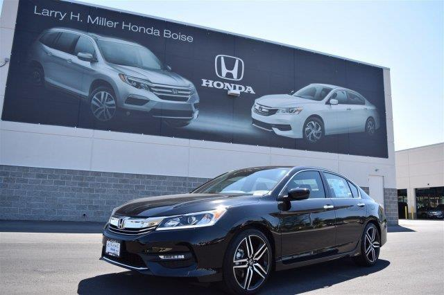 2017 honda accord sport special edition sport special edition 4dr sedan cvt for sale in boise. Black Bedroom Furniture Sets. Home Design Ideas