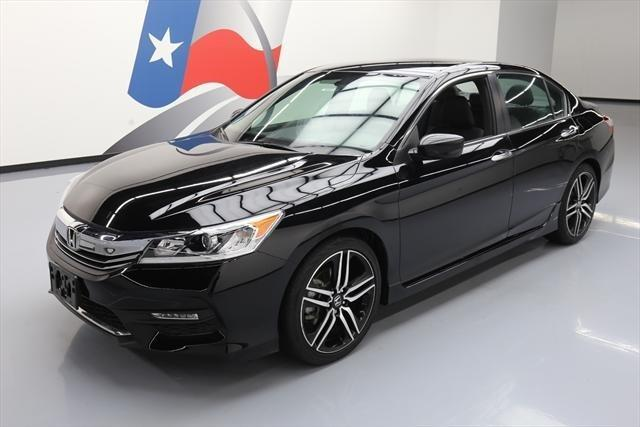 2017 honda accord sport special edition sport special edition 4dr sedan cvt for sale in houston. Black Bedroom Furniture Sets. Home Design Ideas