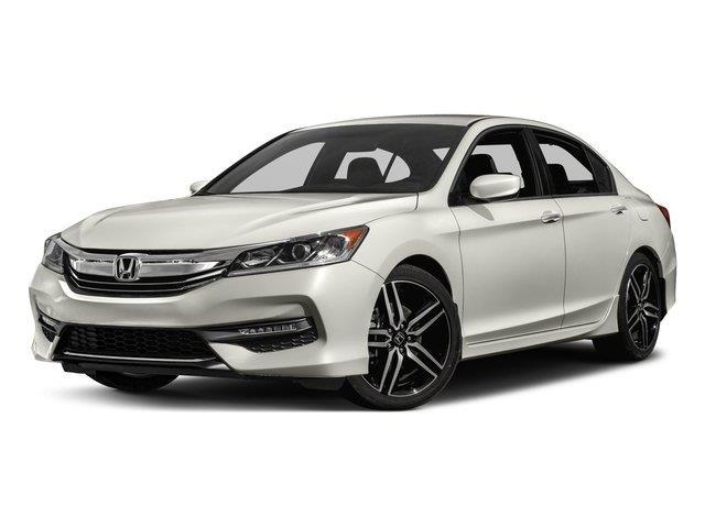 2017 Honda Accord Sport Sport 4dr Sedan 6M