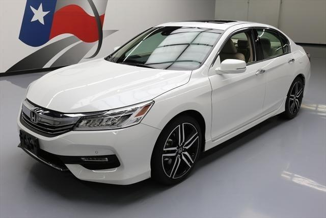 2017 honda accord touring touring 4dr sedan for sale in