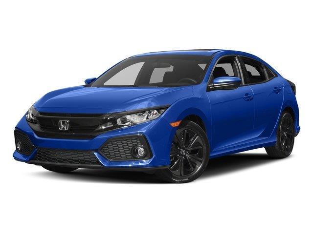 2017 Honda Civic EX EX 4dr Hatchback