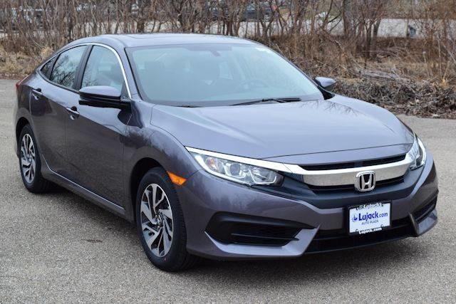 2017 Honda Civic EX EX 4dr Sedan