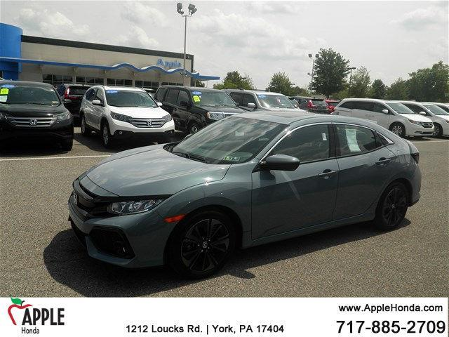 2017 honda civic ex l w navi ex l 4dr hatchback w navi for sale in york pennsylvania classified. Black Bedroom Furniture Sets. Home Design Ideas