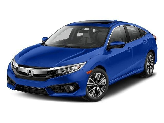 2017 Honda Civic EX-T EX-T 4dr Sedan CVT
