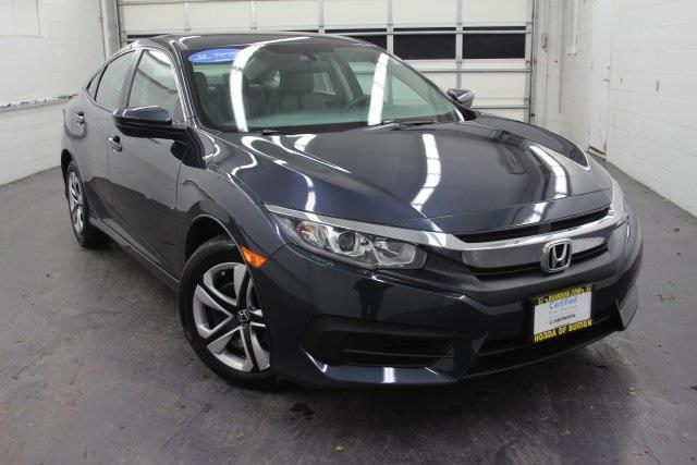 2017 Honda Civic LX LX 4dr Sedan CVT