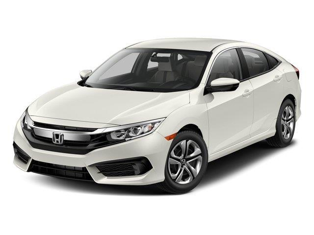 2017 Honda Civic LX LX 4dr Sedan CVT