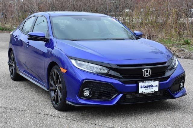 2017 honda civic sport touring sport touring 4dr hatchback for sale in davenport iowa. Black Bedroom Furniture Sets. Home Design Ideas
